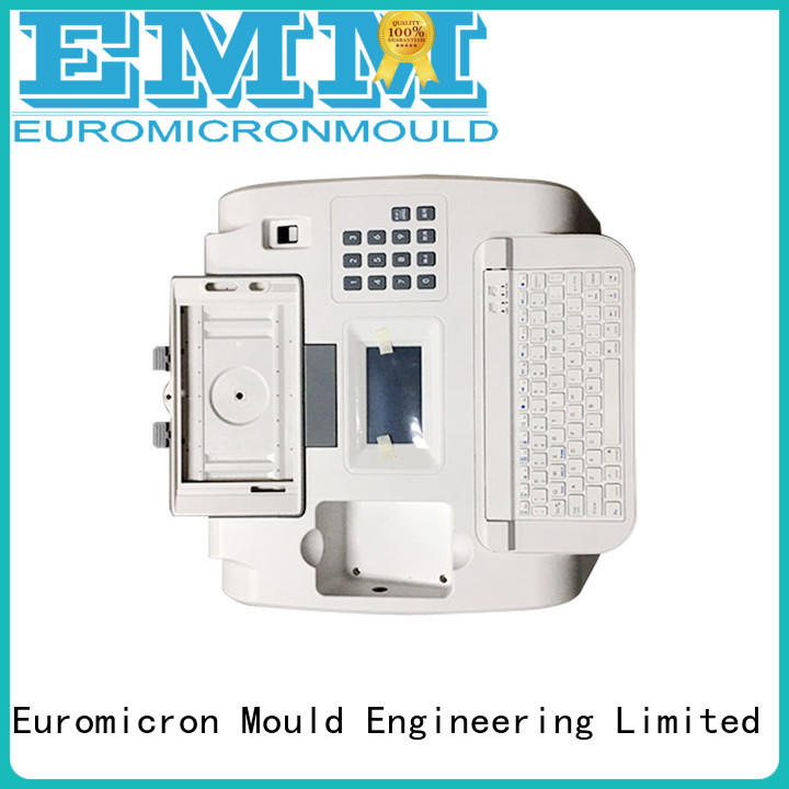 Euromicron Mould top quality medical parts supply manufacturer for hospital