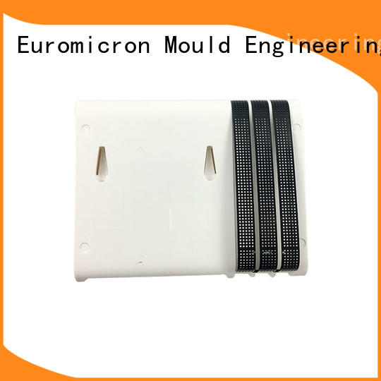 Euromicron Mould precision plastic enclosure box supplier for electronic components