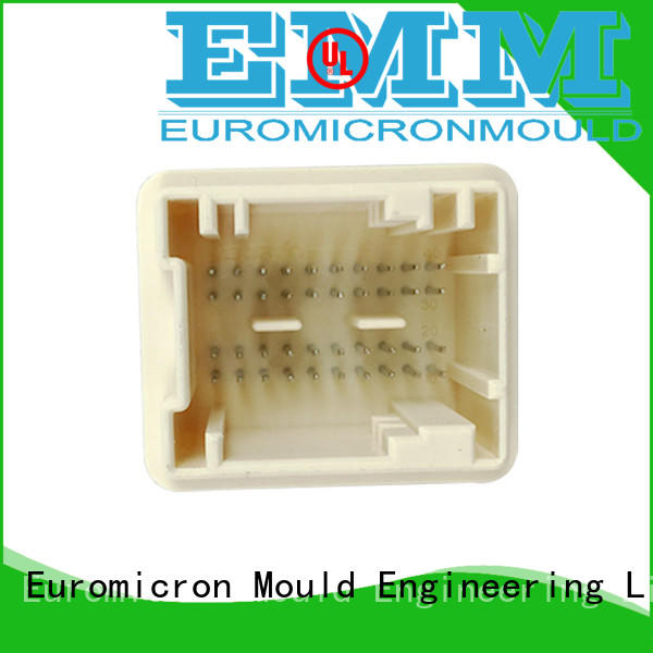 Euromicron Mould connector electrical molding manufacturer for electronic components