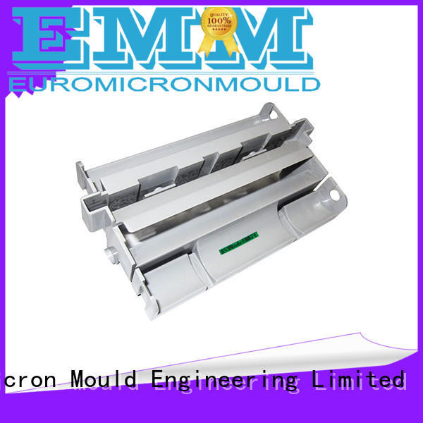 Plastic part of the Printer by injection molding