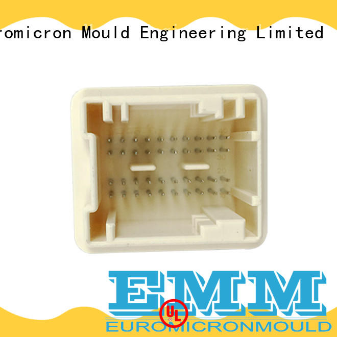 plastic prototype injection for electronic components Euromicron Mould