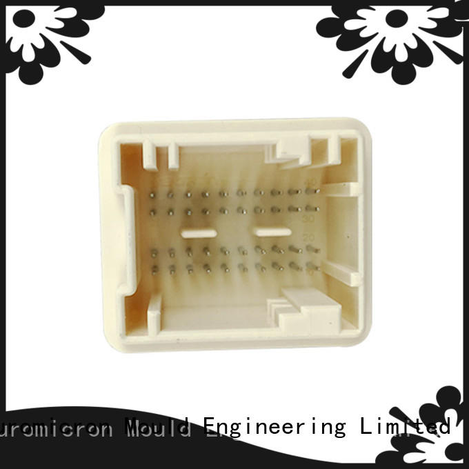 Euromicron Mould high productivity custom plastic box customized for electronic components