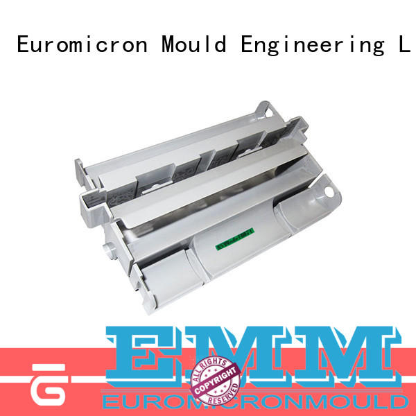 Euromicron Mould exprot plastic molding company awarded supplier for home