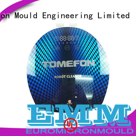 Euromicron Mould cover custom injection molding bulk purchase for home application
