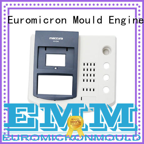 Euromicron Mould revolutionary medical equipment parts from China for medical device