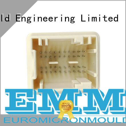 Euromicron Mould high productivity plastic enclosure manufacturer for andon electronics