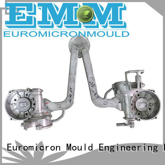 Euromicron Mould molding aluminum car parts trader for global market