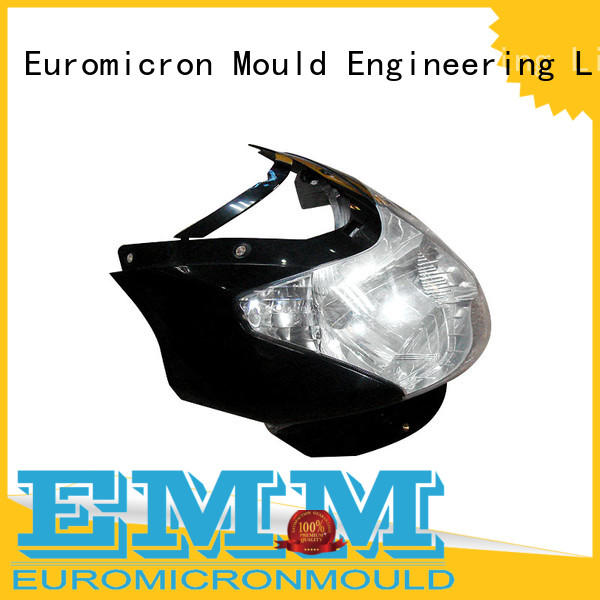 Euromicron Mould OEM ODM automobile parts one-stop service supplier for businessman