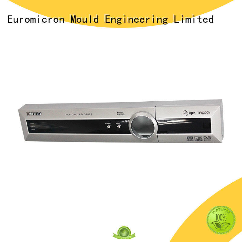 quick delivery custom plastic enclosures electronics manufacturer for electronic components Euromicron Mould
