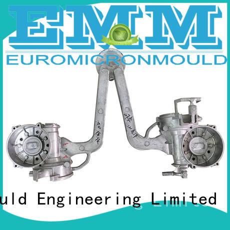 molding auto parts casting automobile for global market Euromicron Mould