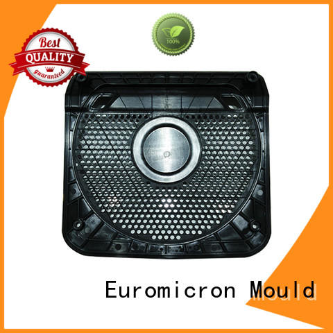 lamp plastic part design for injection molding renovation solutions for businessman Euromicron Mould