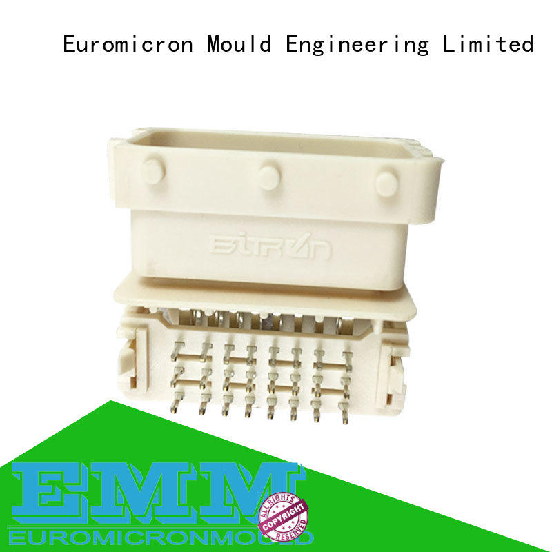 Euromicron Mould injection custom plastic box customized for andon electronics