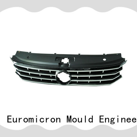 Euromicron Mould box automotive molding one-stop service supplier for merchant
