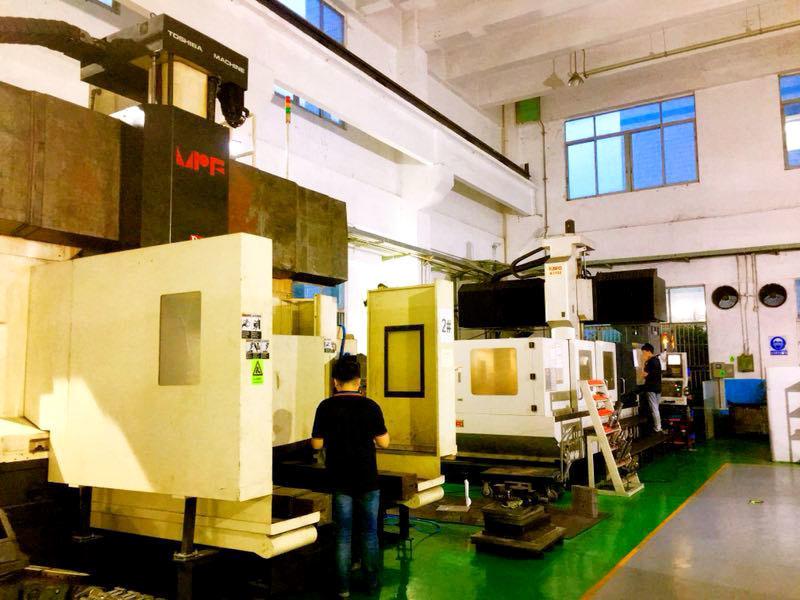 CNC-workshop