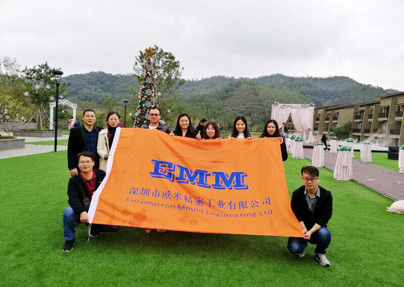 From December 15 to 16, 2018, EMM marketing team carried out two days of team cooperation development training