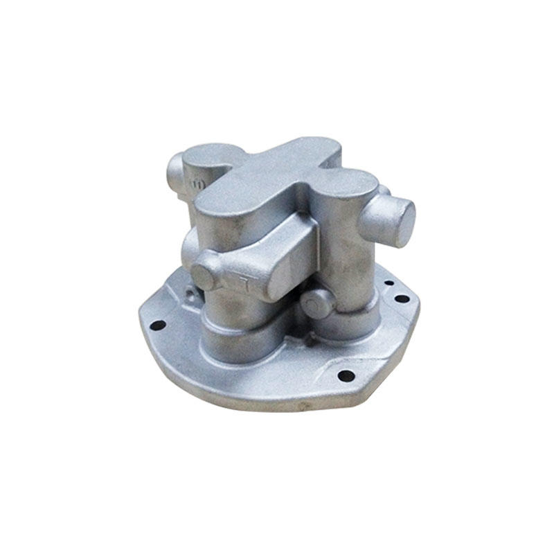 Die-casting parts of molding