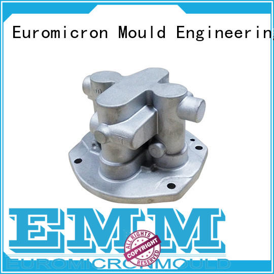 Euromicron Mould great price aluminum car parts export worldwide for industry