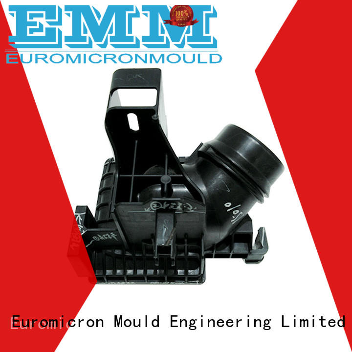 Euromicron Mould intake auto molding one-stop service supplier for merchant