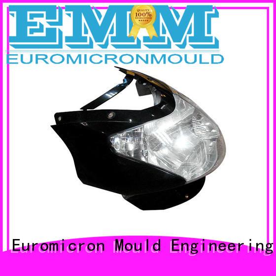 Euromicron Mould OEM ODM car door molding one-stop service supplier for trader