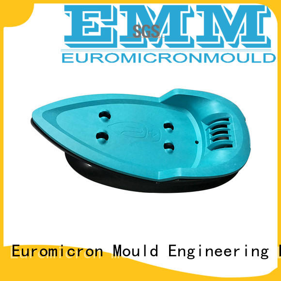 Euromicron Mould sturdy construction custom injection molding awarded supplier for various occasions