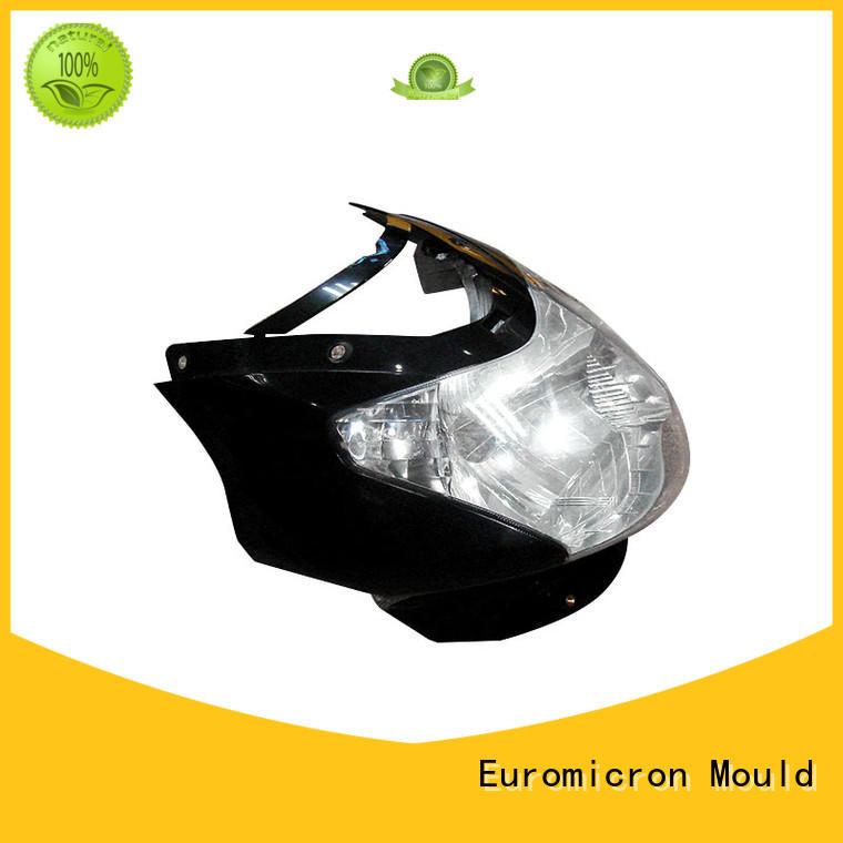 Euromicron Mould Brand plastic grid injection auto parts
