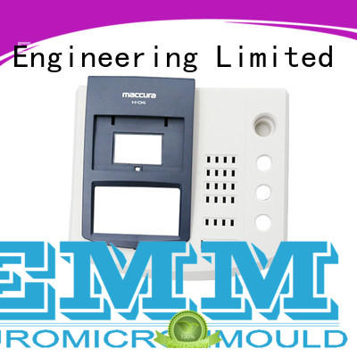 Euromicron Mould monitoring medical parts supplier for businessman