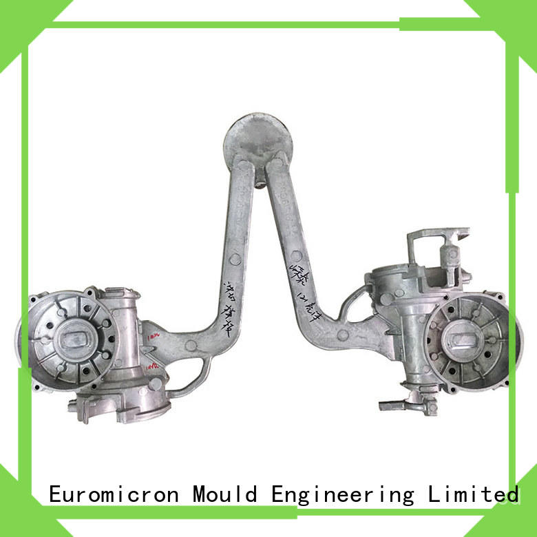 Euromicron Mould professional auto cast innovative product for industry