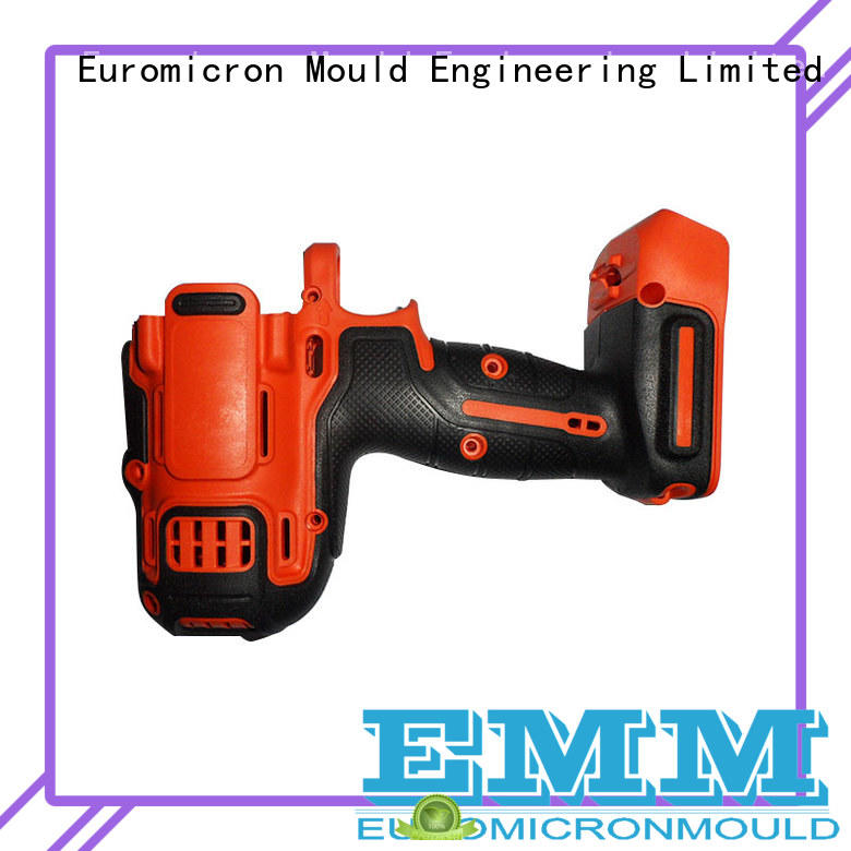 professional aluminum automotive parts innovative product for industry Euromicron Mould