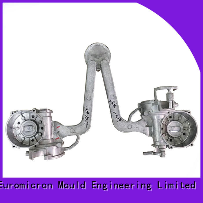 Euromicron Mould professional auto parts casting export worldwide for industry