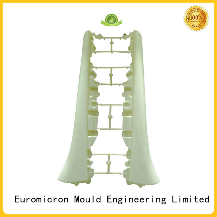 stereo custom injection molding companies intake for businessman Euromicron Mould