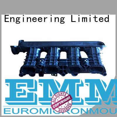 Euromicron Mould automobile automotive plastics one-stop service supplier for merchant