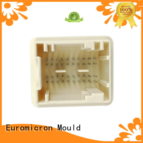 electronic electrommunication andon electronic parts Euromicron Mould Brand company