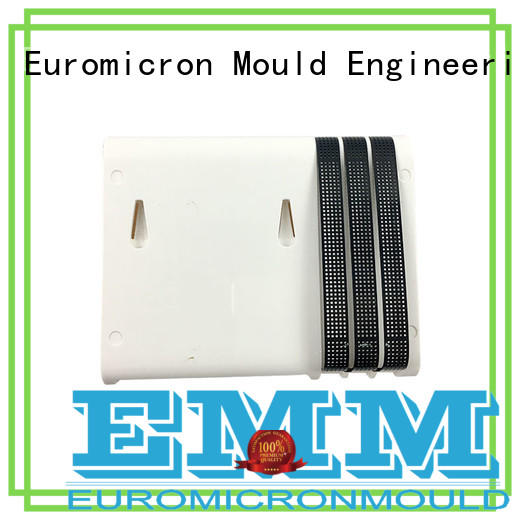 Electrommunication product by  injection molding