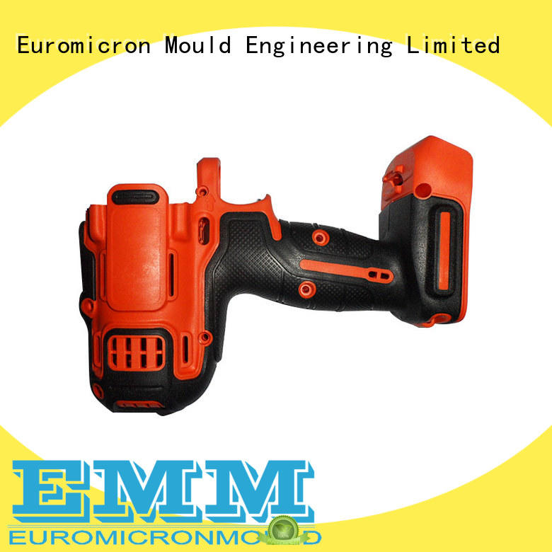 Euromicron Mould twinshot automotive castings innovative product for global market