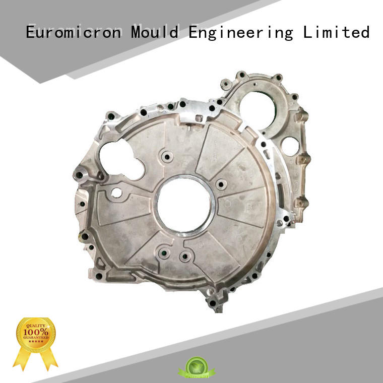 Euromicron Mould professional aluminum auto parts manufacturers trader for global market