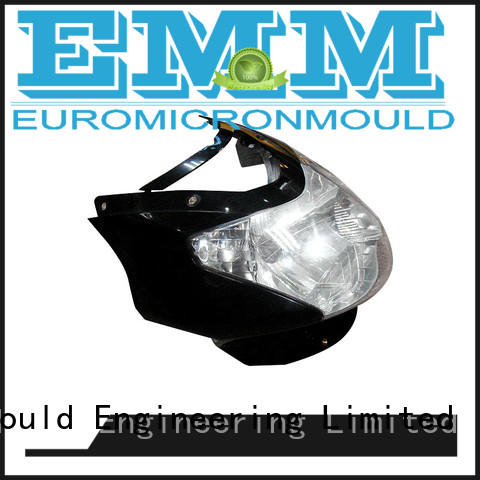 made injection auto parts strips Euromicron Mould company
