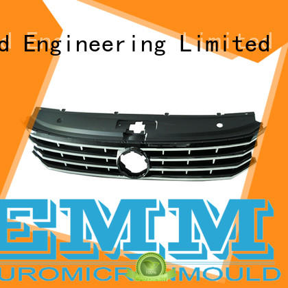Euromicron Mould injection auto parts company one-stop service supplier for trader