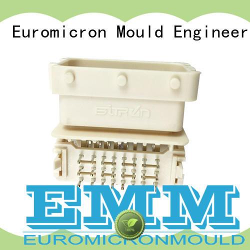 Hot electronicmmunication precision molded plastics corporation Euromicron Mould Brand
