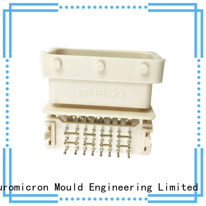 Euromicron Mould electronic custom plastic box wholesale for electronic components