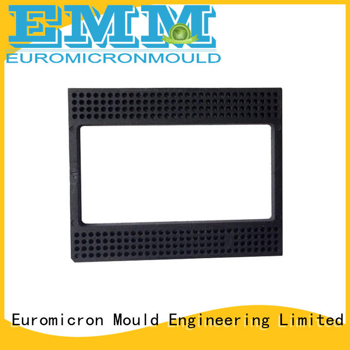 Euromicron Mould quick delivery plastic enclosure box manufacturer for electronic components
