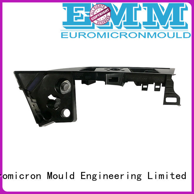 Euromicron Mould OEM ODM auto molding one-stop service supplier for businessman