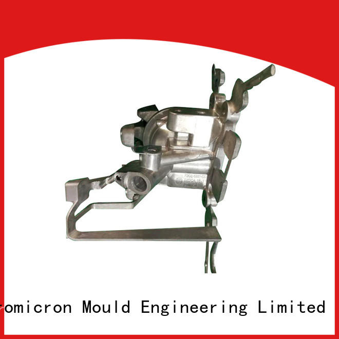 Euromicron Mould by diecast car parts export worldwide for auto industry