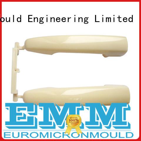 Euromicron Mould OEM ODM car moulding one-stop service supplier for businessman