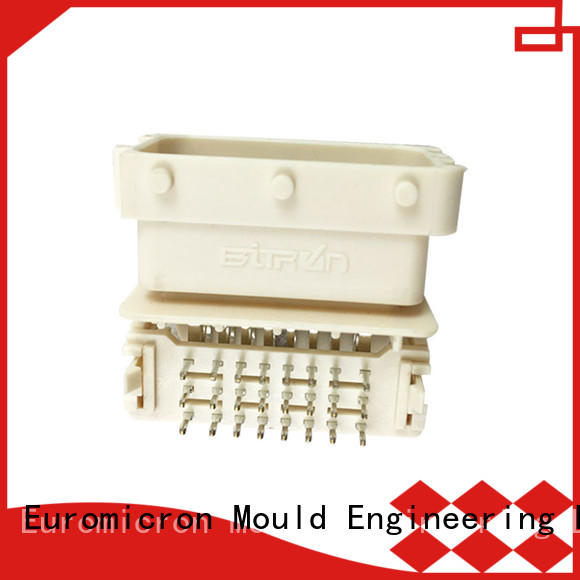 Euromicron Mould high efficiency custom plastic box supplier for andon electronics