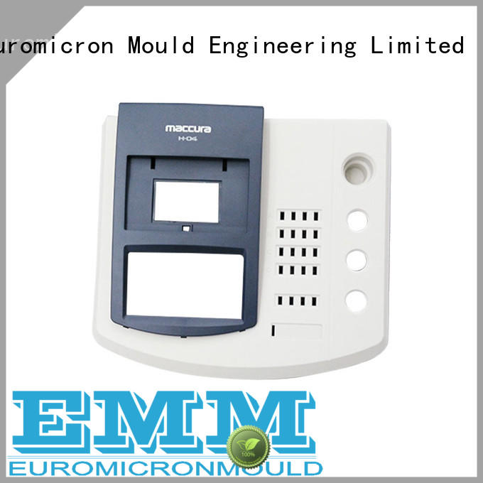 Euromicron Mould monitoring medical plastic molding supplier for trader