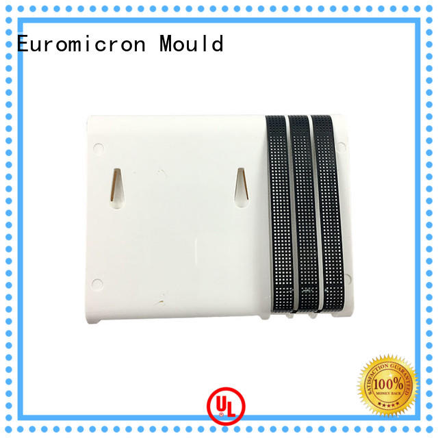 Euromicron Mould injection plastic prototype customized for andon electronics