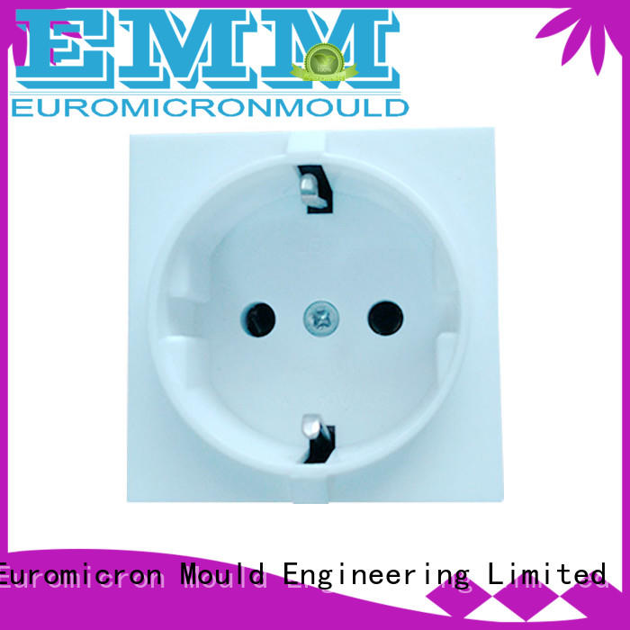 Euromicron Mould products electronic housing manufacturer for andon electronics