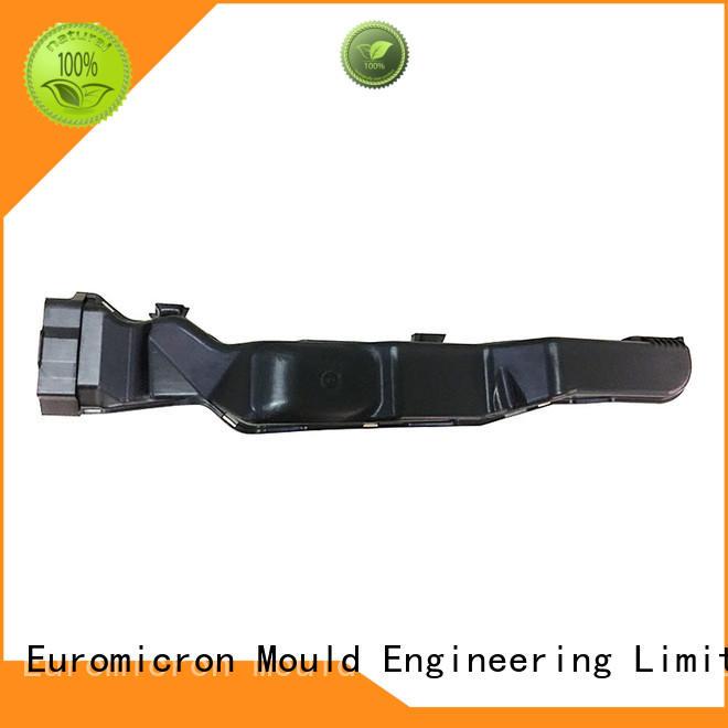 injection auto parts accessories plastic car moulding loudspeaker Euromicron Mould Brand