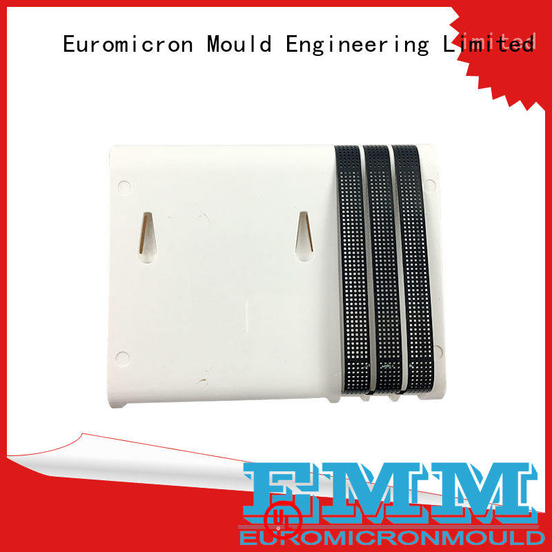Euromicron Mould products plastic enclosure box supplier for electronic components
