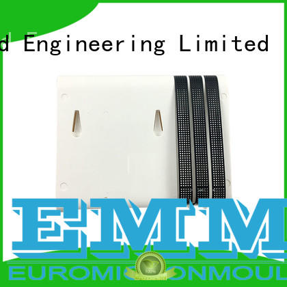 Euromicron Mould electronic plastic prototype supplier for andon electronics